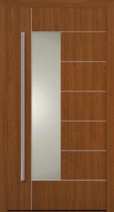 Metris Bejárati ajtó