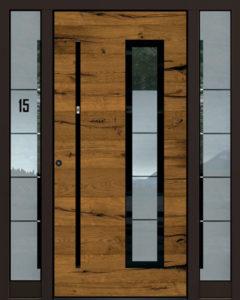 Exclusive AAE-1074 Bejárati ajtó - A Jövő otthona - Hofstädter Nyílászárók
