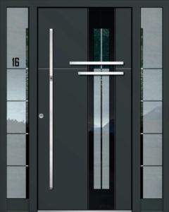Exclusive AAE-1093 Bejárati ajtó - A Jövő otthona - Hofstädter Nyílászárók