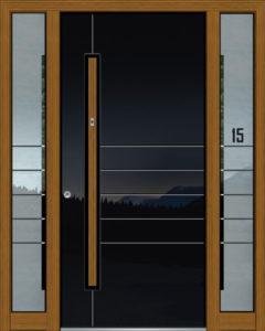 Exclusive AAE-1158 Bejárati ajtó - A Jövő otthona - Hofstädter Nyílászárók