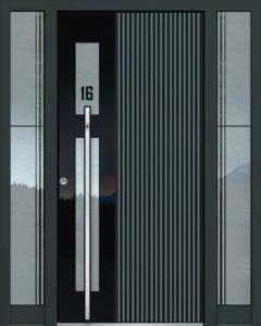 Exclusive AAE-1159 Bejárati ajtó - A Jövő otthona - Hofstädter Nyílászárók