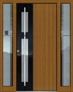 Exclusive AAE-1169-2 Bejárati ajtó - A Jövő otthona - Hofstädter Nyílászárók