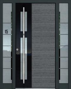Exclusive AAE-1169 Bejárati ajtó - A Jövő otthona - Hofstädter Nyílászárók