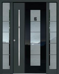 Exclusive AAE-1190 Bejárati ajtó - A Jövő otthona - Hofstädter Nyílászárók