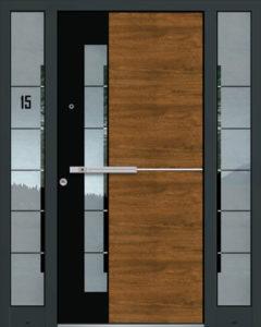 Exclusive AAE-1481 Bejárati ajtó - A Jövő otthona - Hofstädter Nyílászárók