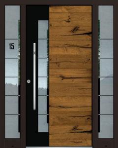 Exclusive AAE-1588 Bejárati ajtó - A Jövő otthona - Hofstädter Nyílászárók