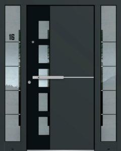 Exclusive AAE-1592 Bejárati ajtó - A Jövő otthona - Hofstädter Nyílászárók