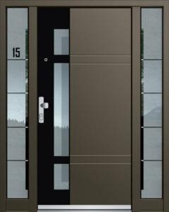 Exclusive AAE-1594 Bejárati ajtó - A Jövő otthona - Hofstädter Nyílászárók