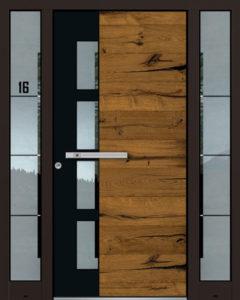 Exclusive AAE-1609 Bejárati ajtó - A Jövő otthona - Hofstädter Nyílászárók