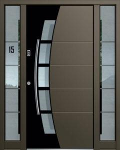 Exclusive AAE-1610 Bejárati ajtó - A Jövő otthona - Hofstädter Nyílászárók