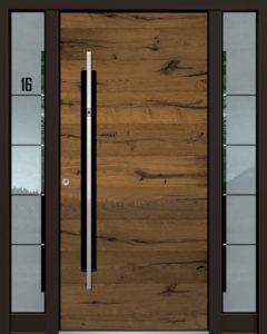 Exclusive AAE-1800 Bejárati ajtó - A Jövő otthona - Hofstädter Nyílászárók