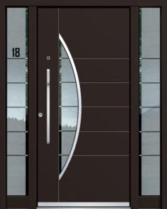 Exclusive AEE-1070 Bejárati ajtó - A Jövő otthona - Hofstädter Nyílászárók