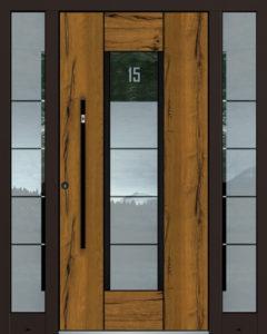 Exclusive AEE-1282 Bejárati ajtó - A Jövő otthona - Hofstädter Nyílászárók