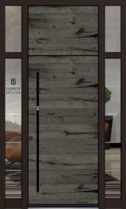 Exclusive AGE-1030-2 Bejárati ajtó - A Jövő otthona - Hofstädter Nyílászárók