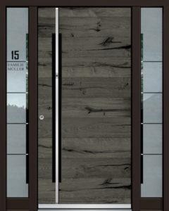 Exclusive AGE-1030 Bejárati ajtó - A Jövő otthona - Hofstädter Nyílászárók
