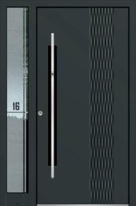 Exclusive AGE-1032 Bejárati ajtó - A Jövő otthona - Hofstädter Nyílászárók