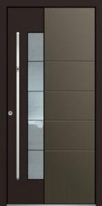 Exclusive AGE-1158 Bejárati ajtó - A Jövő otthona - Hofstädter Nyílászárók
