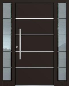 Exclusive AK-401 Bejárati ajtó - A Jövő otthona - Hofstädter Nyílászárók