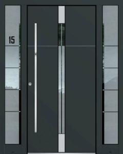 Exclusive AK-403 Bejárati ajtó - A Jövő otthona - Hofstädter Nyílászárók