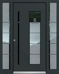 Exclusive AK-404 Bejárati ajtó - A Jövő otthona - Hofstädter Nyílászárók