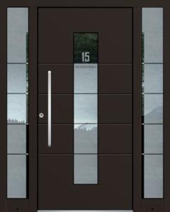 Exclusive AK-405 Bejárati ajtó - A Jövő otthona - Hofstädter Nyílászárók
