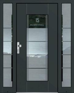 Exclusive AK-407 Bejárati ajtó - A Jövő otthona - Hofstädter Nyílászárók