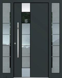 Exclusive AK-410 Bejárati ajtó - A Jövő otthona - Hofstädter Nyílászárók