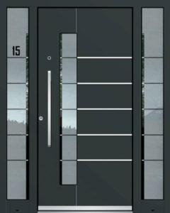 Exclusive AK-413 Bejárati ajtó - A Jövő otthona - Hofstädter Nyílászárók