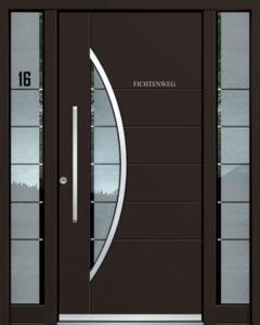 Exclusive AK-417 Bejárati ajtó