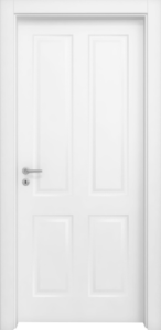 ClassicArt CA-01 klasszikus fehér beltéri ajtó - A Jövő otthona - Hofstädter nyílászárók