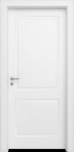ClassicArt CA-02 klasszikus fehér beltéri ajtó - A Jövő otthona - Hofstädter nyílászárók