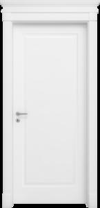 ClassicArt CA-04 klasszikus fehér beltéri ajtó - A Jövő otthona - Hofstädter nyílászárók
