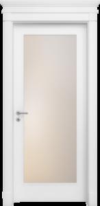 ClassicArt CA-05 klasszikus fehér beltéri ajtó - A Jövő otthona - Hofstädter nyílászárók