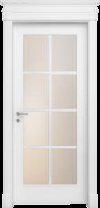 ClassicArt CA-06 klasszikus fehér beltéri ajtó - A Jövő otthona - Hofstädter nyílászárók
