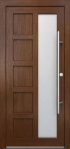 Elegance E-01 Bejárati ajtó - A Jövő otthona - Hofstädter Nyílászárók