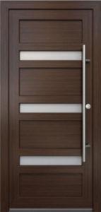 Elegance E-12 Bejárati ajtó - A Jövő otthona - Hofstädter Nyílászárók