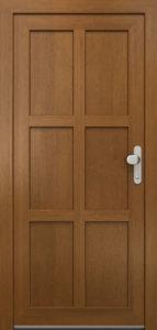 Elegance E-05 Bejárati ajtó - A Jövő otthona - Hofstädter Nyílászárók