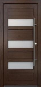 Elegance E-04 Bejárati ajtó - A Jövő otthona - Hofstädter Nyílászárók