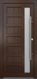Elegance E-14 Bejárati ajtó - A Jövő otthona - Hofstädter Nyílászárók