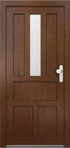 Elegance E-16 Bejárati ajtó - A Jövő otthona - Hofstädter Nyílászárók