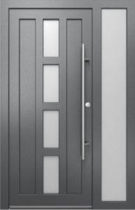 Elegance E-22 Bejárati ajtó - A Jövő otthona - Hofstädter Nyílászárók