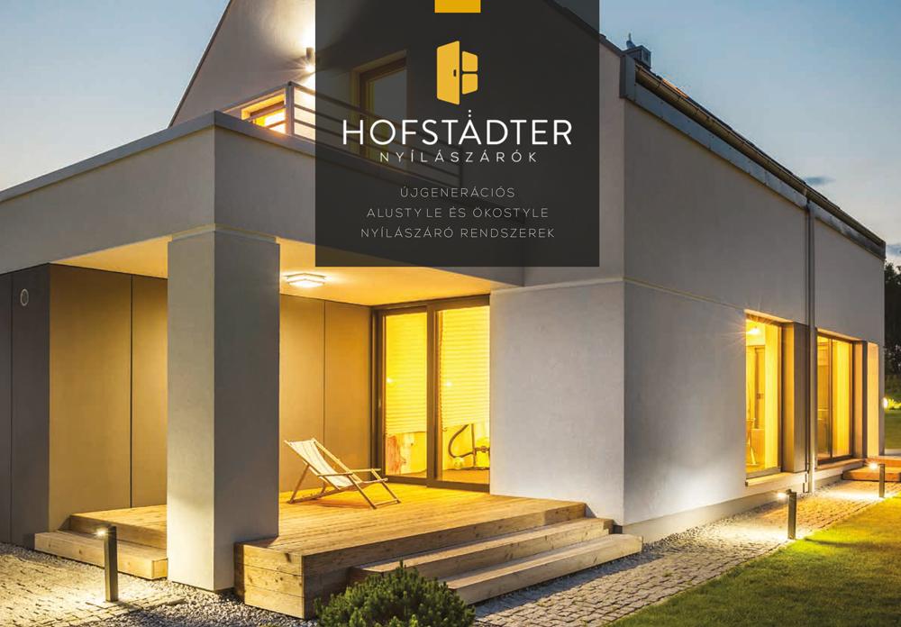 HofStadter ÖkoStyle és AluStyle Nyílászáró Katalógus