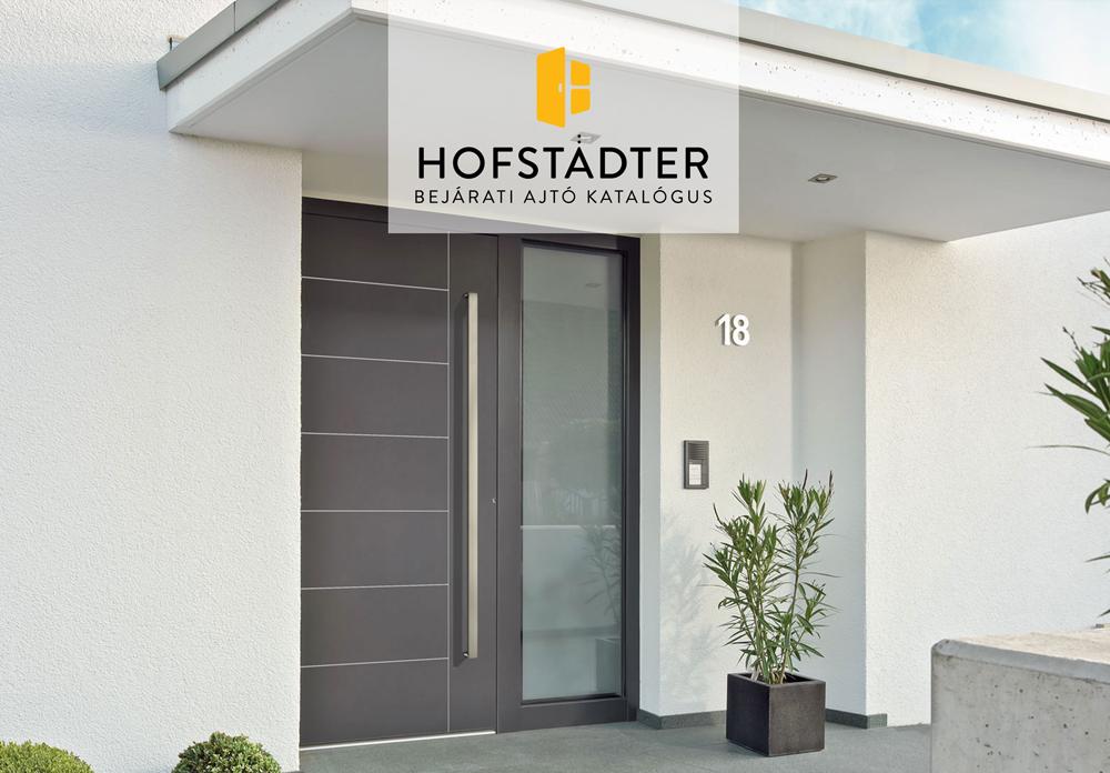 Hofstädter Bejárati Ajtó Katalógus