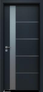 Palette Plus Beltéri ajtók PP-05 - A Jövő otthona - Hofstädter Nyílászárók