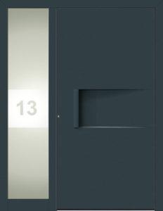 Privilege Sila Bejárati ajtó - A Jövő otthona - Hofstädter Nyílászárók