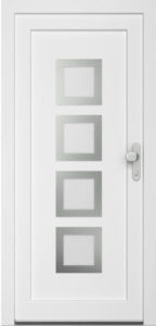 Elegance TE-01 Bejárati ajtó - A Jövő otthona - Hofstädter Nyílászárók