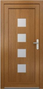 Elegance TE-02 Bejárati ajtó - A Jövő otthona - Hofstädter Nyílászárók