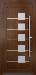 Elegance TE-03 Bejárati ajtó - A Jövő otthona - Hofstädter Nyílászárók