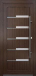 Elegance TE-04 Bejárati ajtó - A Jövő otthona - Hofstädter Nyílászárók