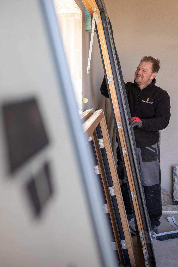Sikeres nyílászáró beépítés profikkal - Hofstädter